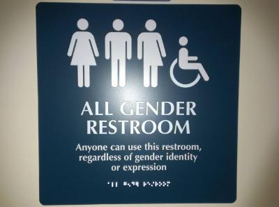Gendered bathroom restrictions