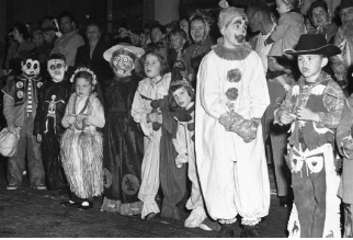 Past Halloween trends