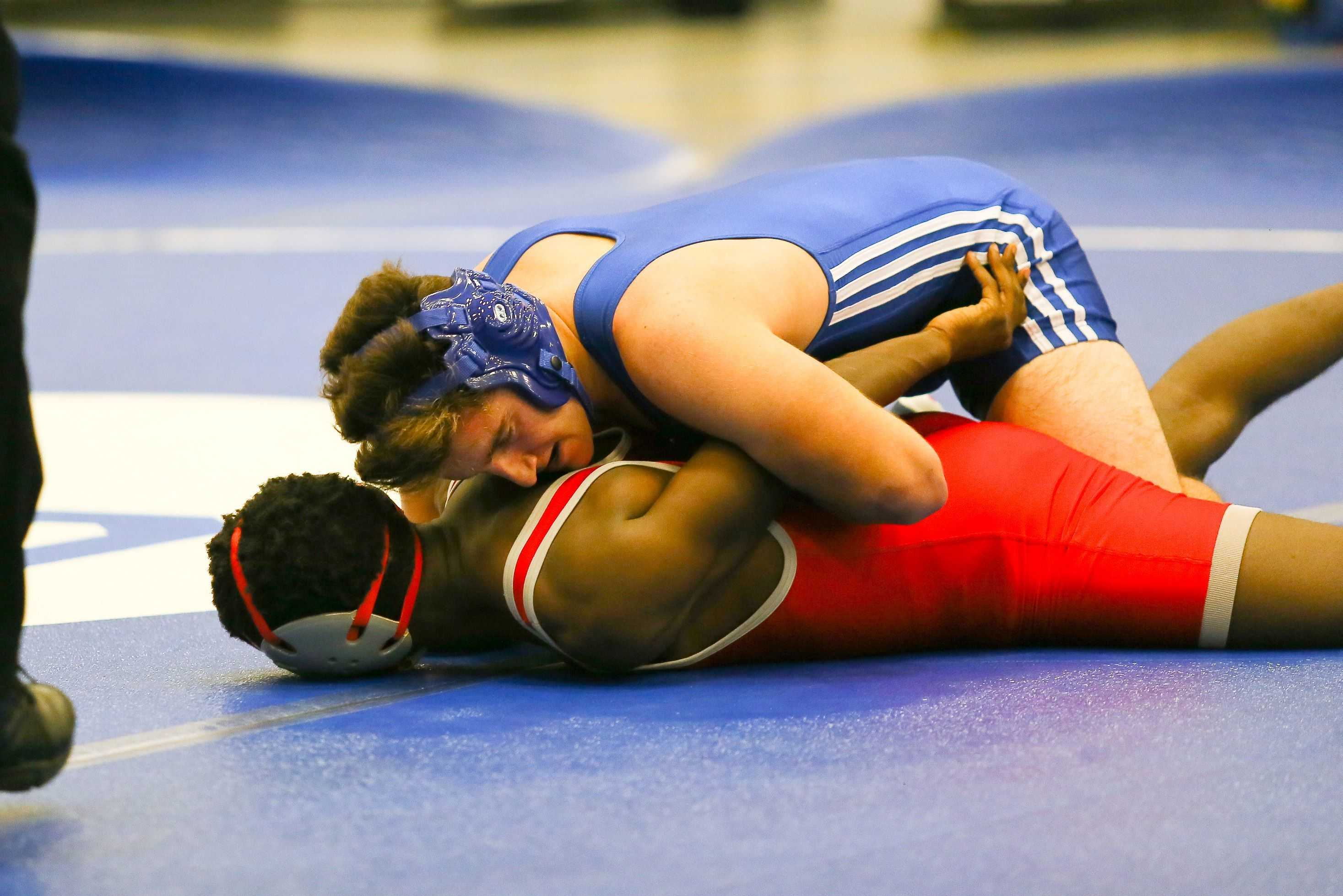 Justin Squillo takes down TF South
