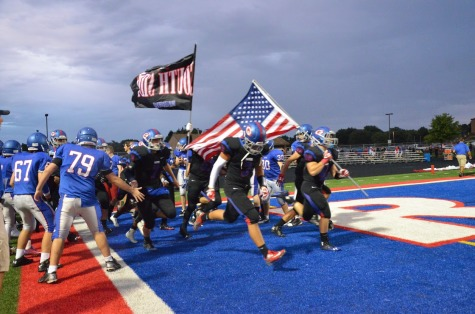 Football: 'Being the Standard'