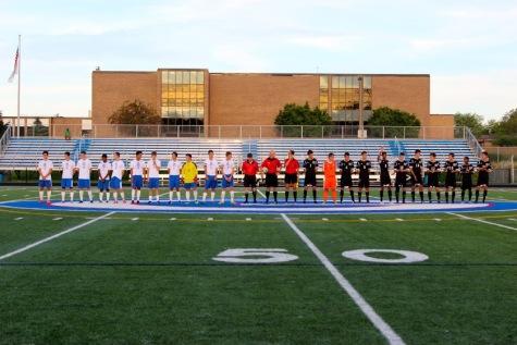 Boys soccer: playing like a 'King'