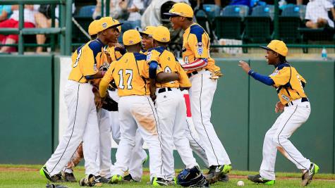 Little League World Series kids shine