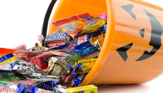 Halloween candy trends