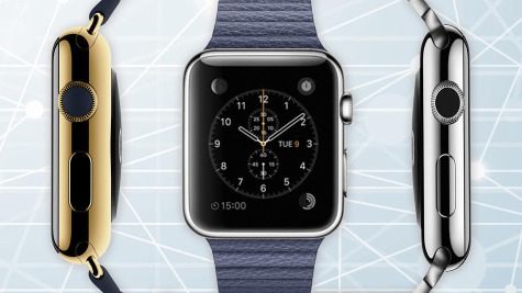 Apple to compete in watch industry