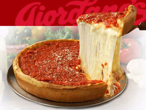 Chicagolands best deep dish pizza