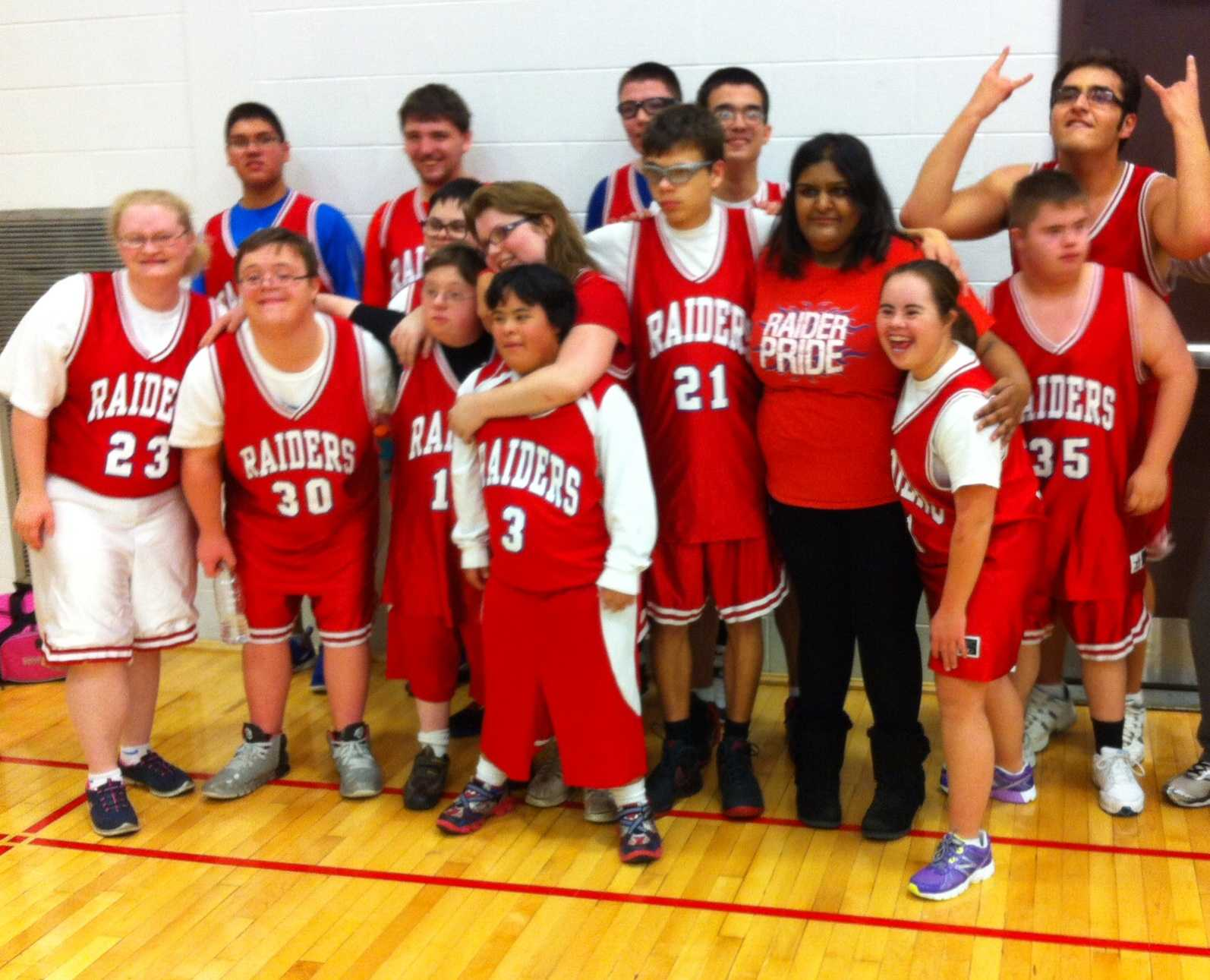 Special Olympics Basketball – The Independent