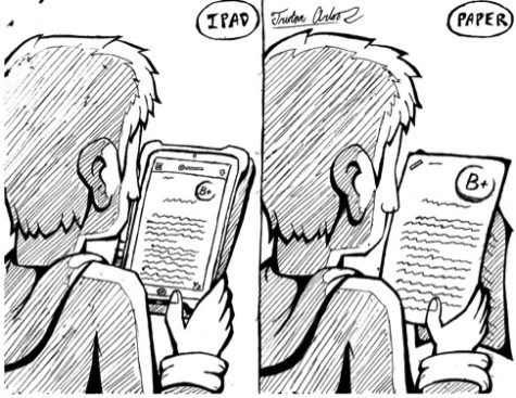 iPads: for better, for worse?