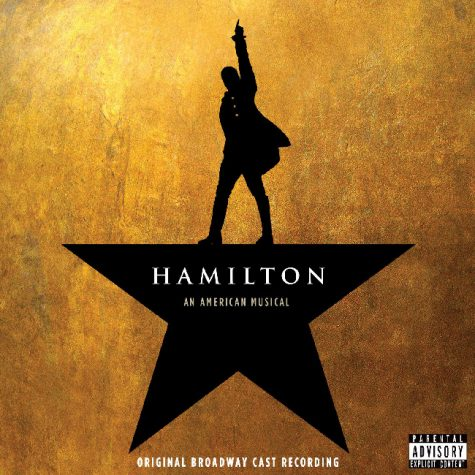"'Hamilton' ""rising up"" in Broadway history"