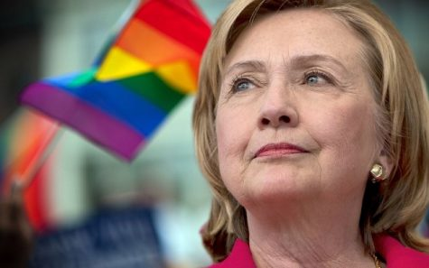 Is Hillary Clinton winning because she is a woman?