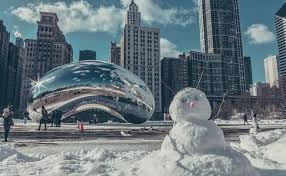 City fun during winter break