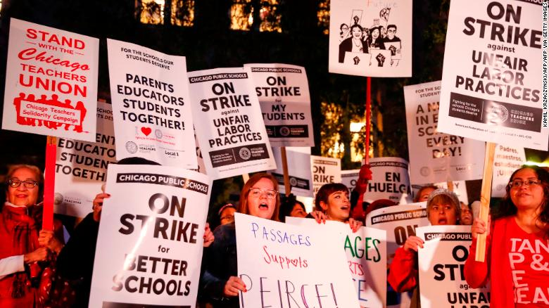 Chicago+teacher+strike