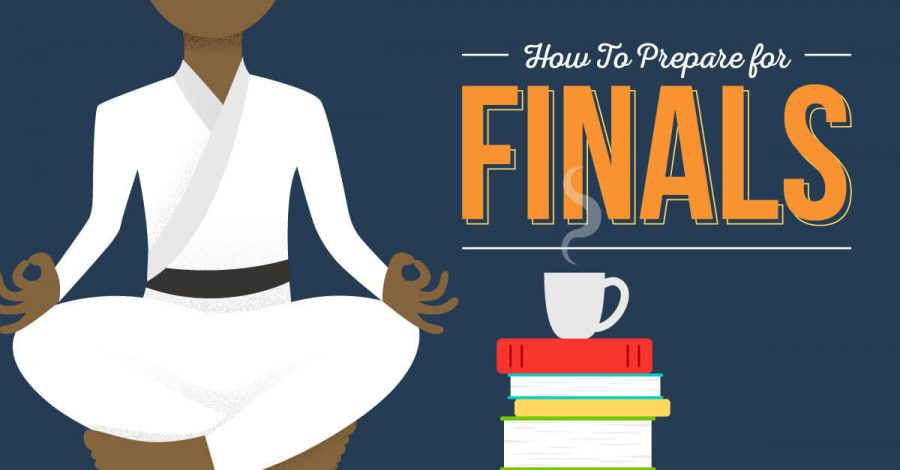 Five study tips for finals