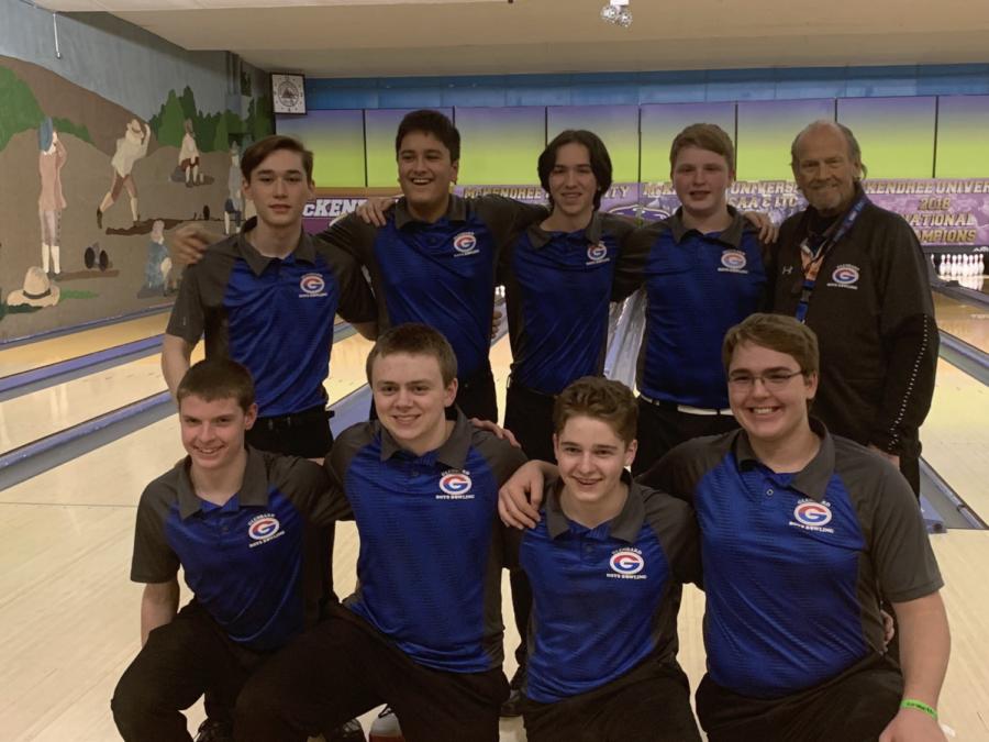 Ramders boy's bowling update