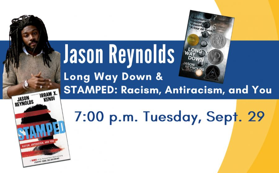 Jason Reynolds Author Webinar