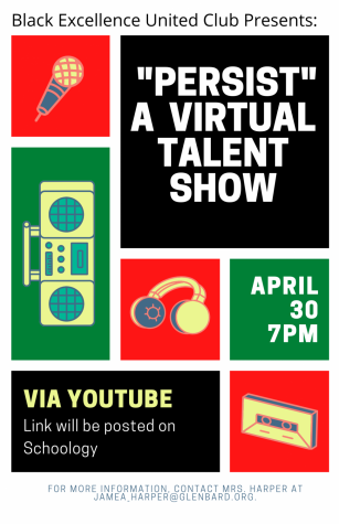 Black Excellence United Virtual Talent Show