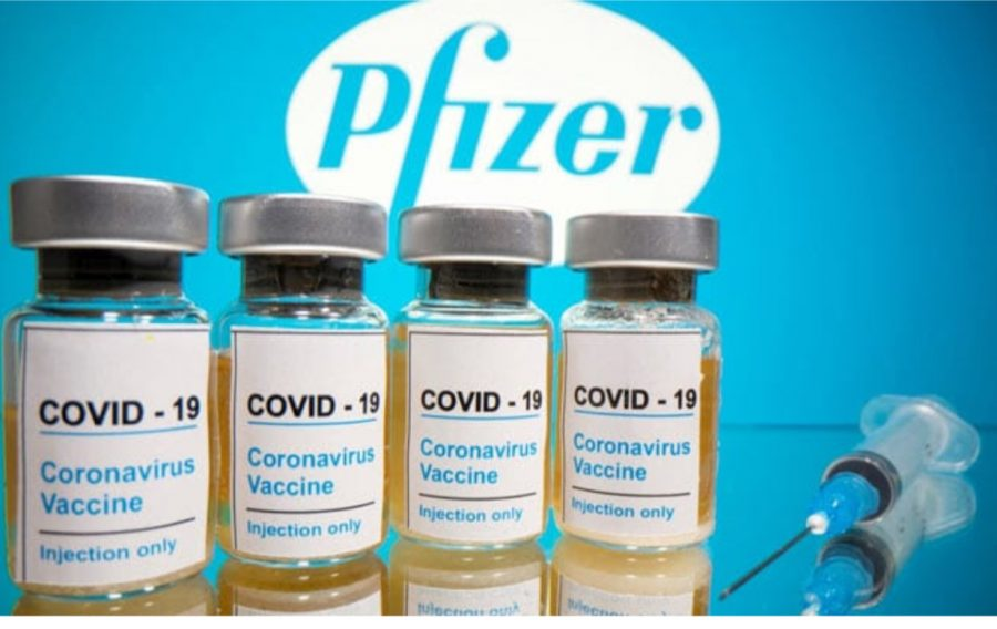 A step forward; the approval of the Pfizer vaccine