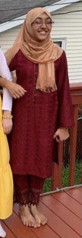 Photo of Amina Irfanullah