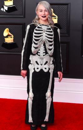 Why Phoebe Bridgers should have won a Grammy