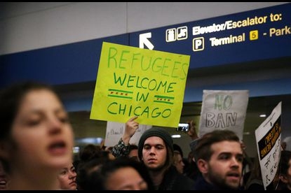 Afghan Asylum Seekers in Illinois and the Road Ahead