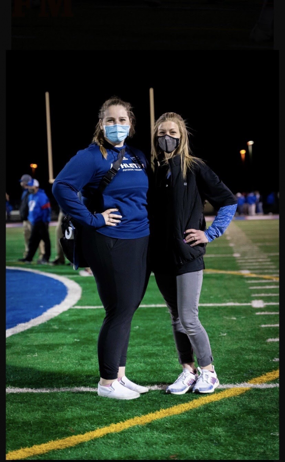 Highlight: Athletic Trainers