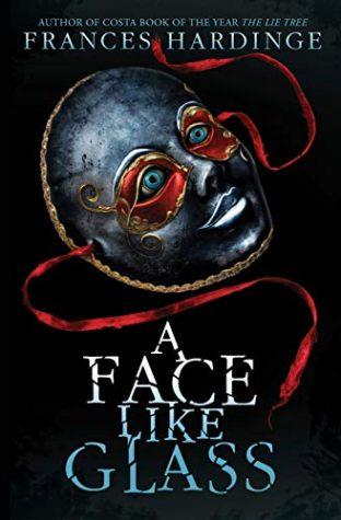 """""""A Face Like Glass"""": A Metaphor of a Novel"""